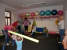 Cvičení s dětmi od 2 let