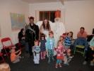 Foto dětí s Mikulášem, čertem a andělem 2