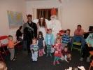 Foto dětí s Mikulášem, čertem a andělem 3