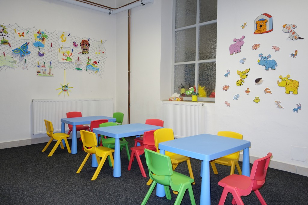 Výtvarná činnost ve školce
