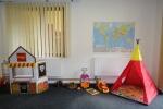 Stan pro malé indiány ve školce