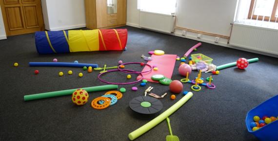 Cvičení pro miminka, děti, těhotné