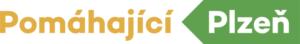 Logo Plzen pomáhající
